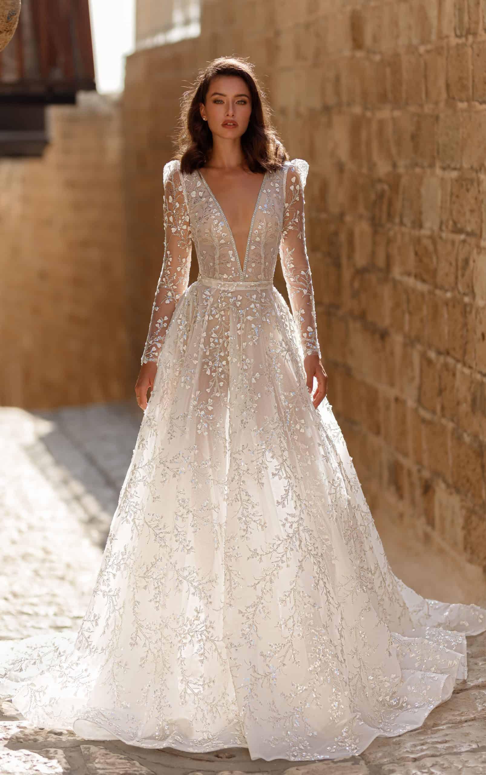 haute couture wedding dress