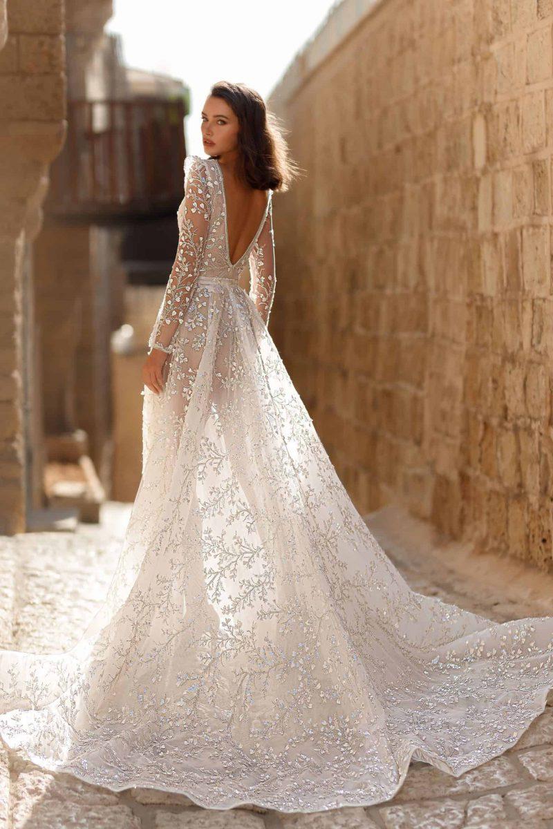 high quality wedding dress