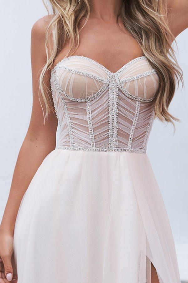 crystal bodice wedding dress