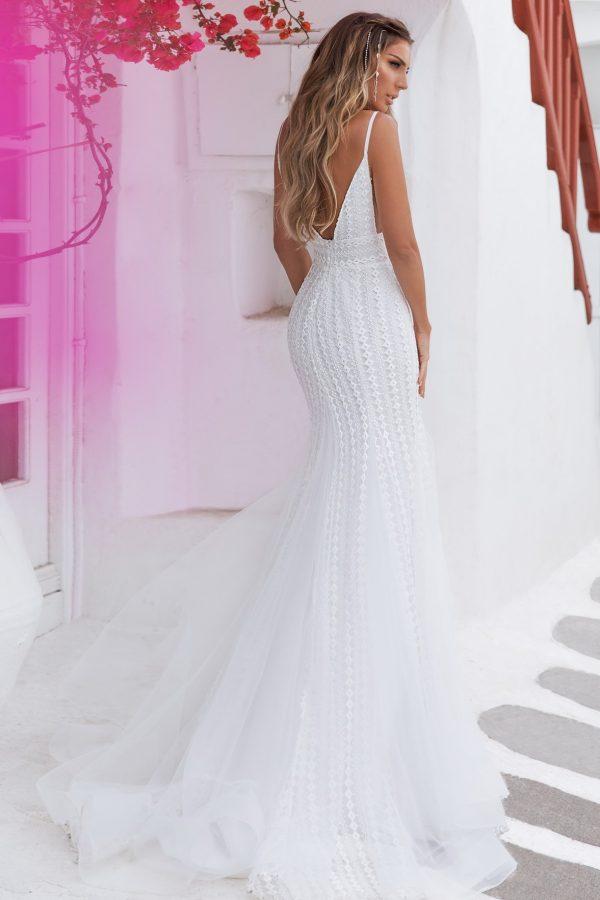 beach wedding wedding dress