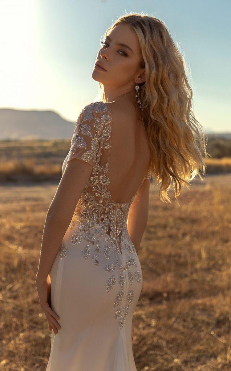 Elly Bride Modern Wedding Dresses